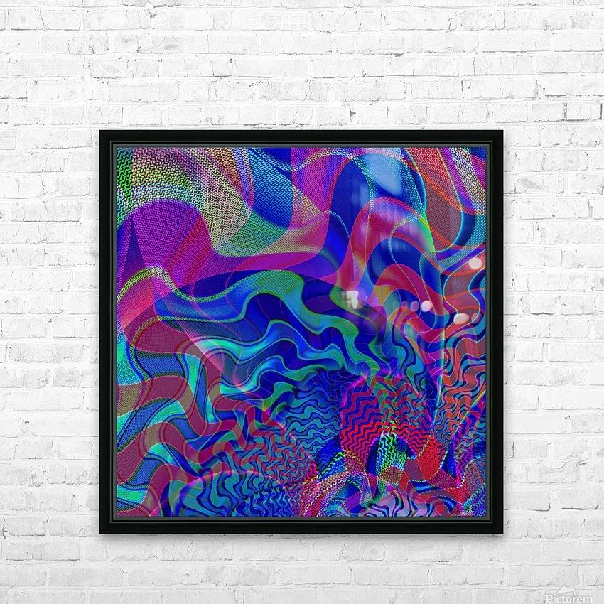 Digital_Tornado_Take_1 HD Sublimation Metal print with Decorating Float Frame (BOX)
