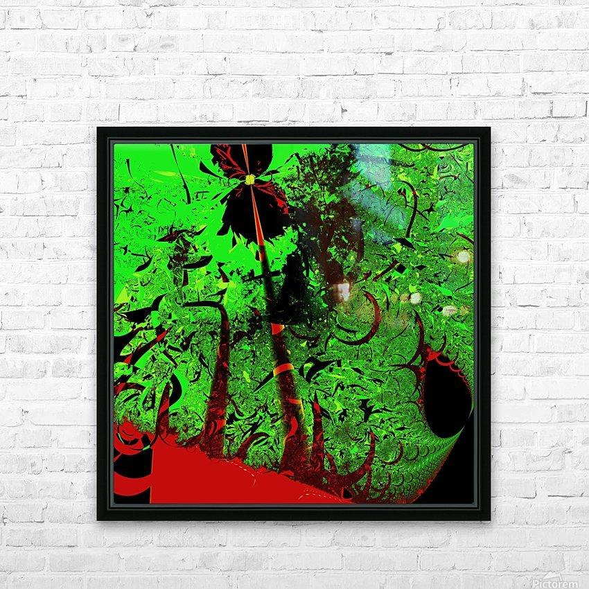 Digital_Tornado_Take_4 HD Sublimation Metal print with Decorating Float Frame (BOX)