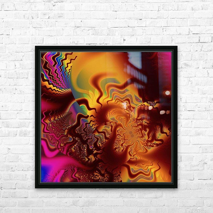 Desafinado_Take_2 HD Sublimation Metal print with Decorating Float Frame (BOX)