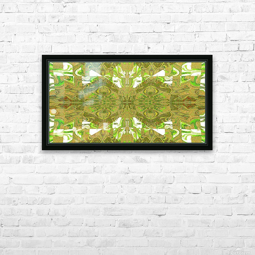 Butterfly in Flight 5 HD Sublimation Metal print with Decorating Float Frame (BOX)