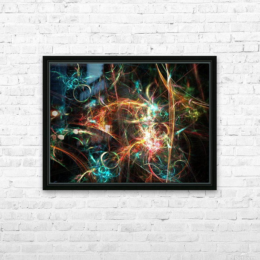 Discovery e HD Sublimation Metal print with Decorating Float Frame (BOX)