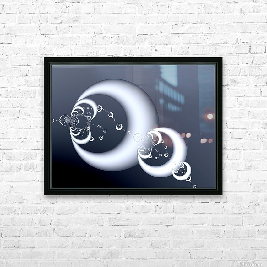 Joyeria_Cosmica_3 HD Sublimation Metal print with Decorating Float Frame (BOX)