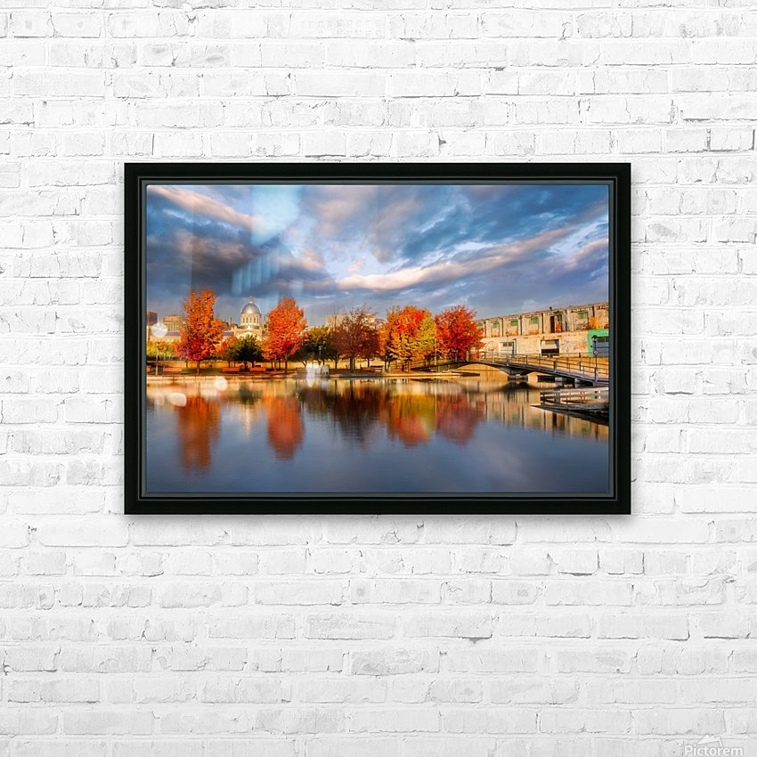 _TEL6435 1 copy 2 HD Sublimation Metal print with Decorating Float Frame (BOX)