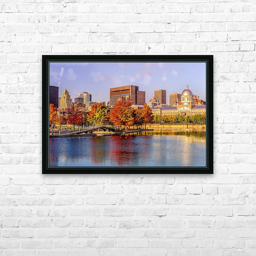 _TEL6454 Edit 2 HD Sublimation Metal print with Decorating Float Frame (BOX)