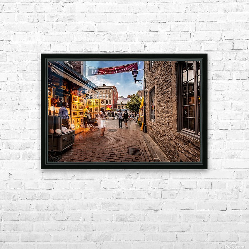 T_Goumas_110701_0131 Edit 2 HD Sublimation Metal print with Decorating Float Frame (BOX)