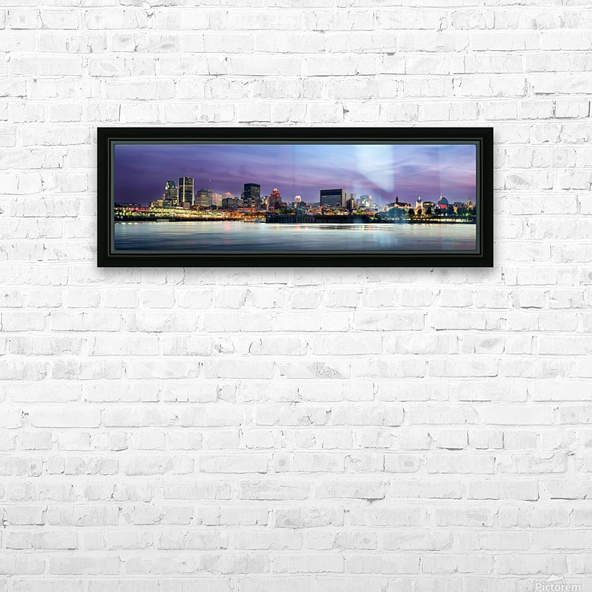 MTL_MBS_Panorama1 HD Sublimation Metal print with Decorating Float Frame (BOX)