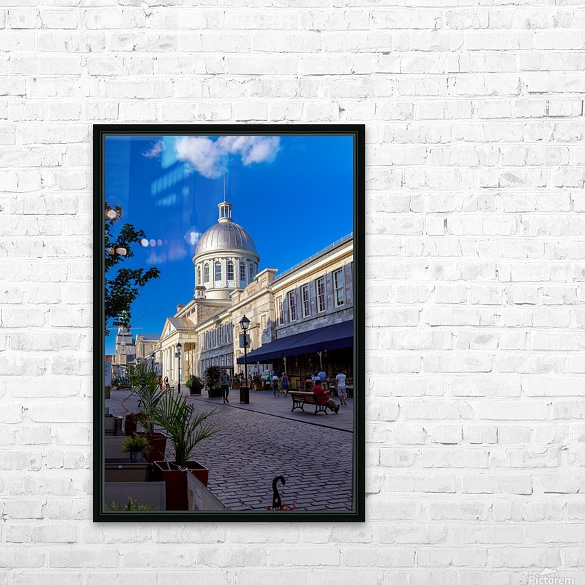 _TEL5772 Edit HD Sublimation Metal print with Decorating Float Frame (BOX)