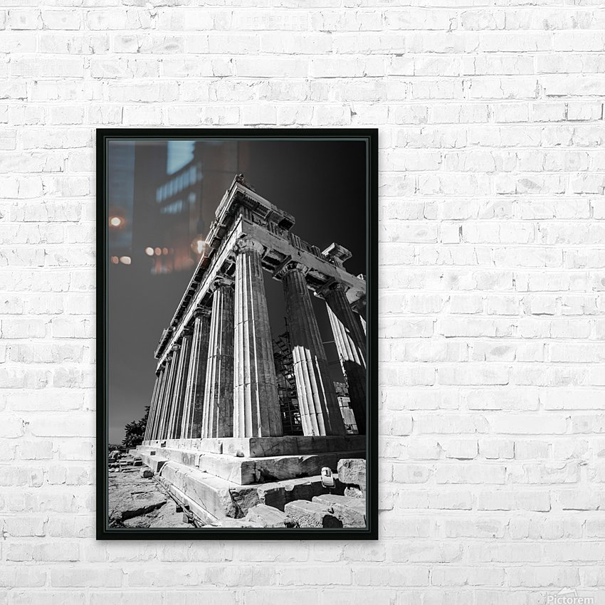 _TEL2787 HD Sublimation Metal print with Decorating Float Frame (BOX)