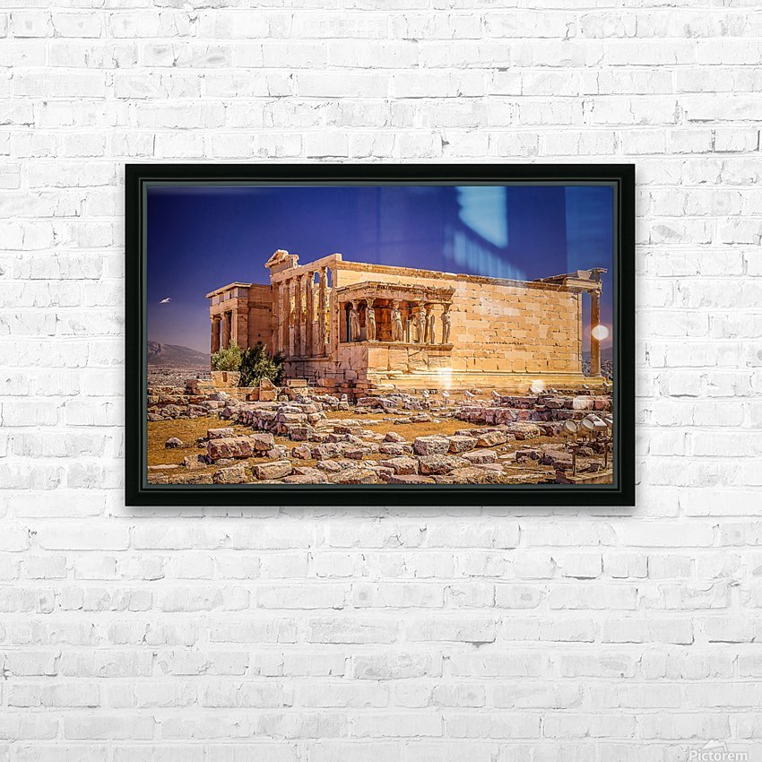 _TEL2780 Edit HD Sublimation Metal print with Decorating Float Frame (BOX)