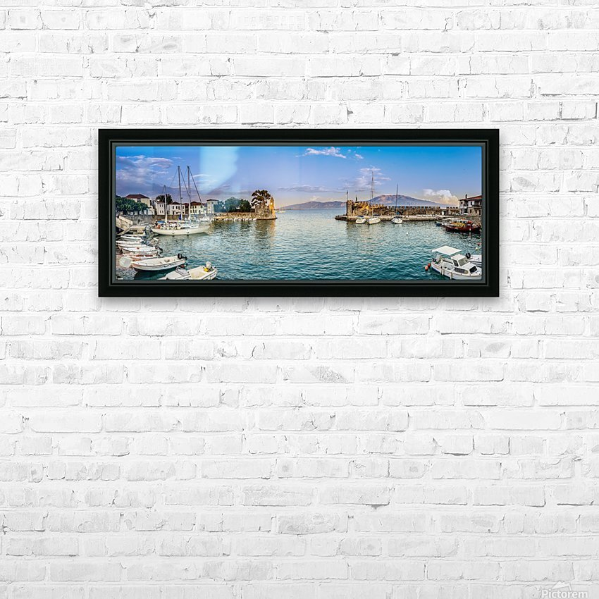 _TEL3391 Edit HD Sublimation Metal print with Decorating Float Frame (BOX)