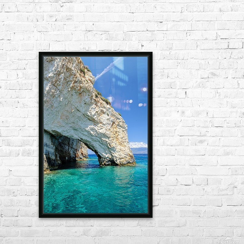 _TEL3325 HD Sublimation Metal print with Decorating Float Frame (BOX)