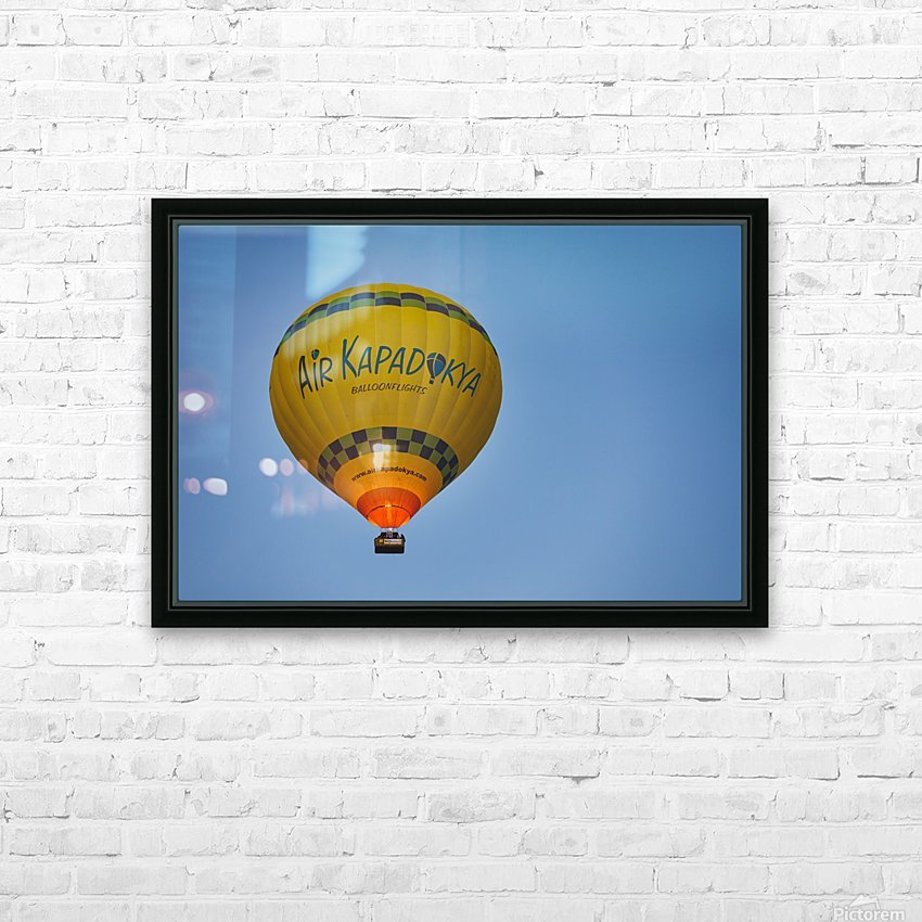 Travel Turkey Cappadocia 2019 8 HD Sublimation Metal print with Decorating Float Frame (BOX)