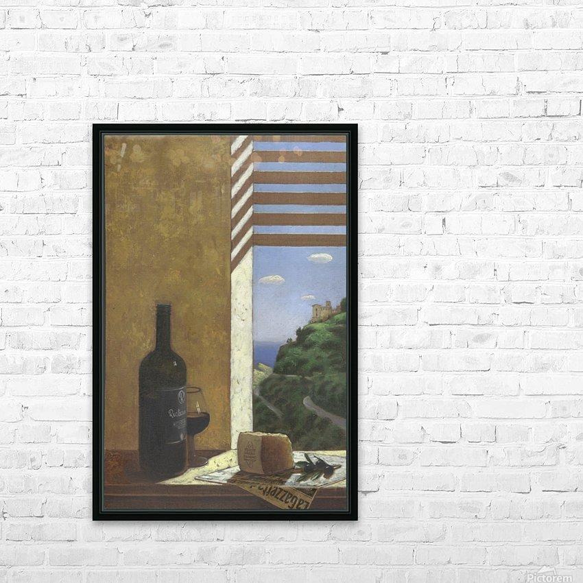 Savoka HD Sublimation Metal print with Decorating Float Frame (BOX)