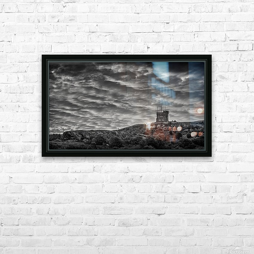 Amazing Skies HD Sublimation Metal print with Decorating Float Frame (BOX)