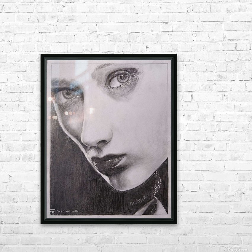 Beauty_DKS HD Sublimation Metal print with Decorating Float Frame (BOX)