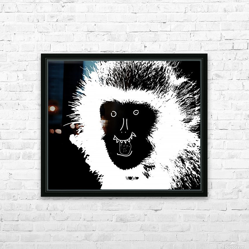 MOMO by dePace HD Sublimation Metal print with Decorating Float Frame (BOX)