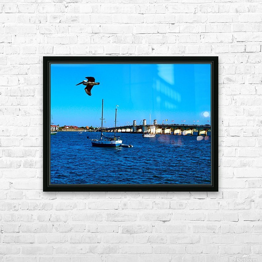 2003_1228San Augustin0055 HD Sublimation Metal print with Decorating Float Frame (BOX)