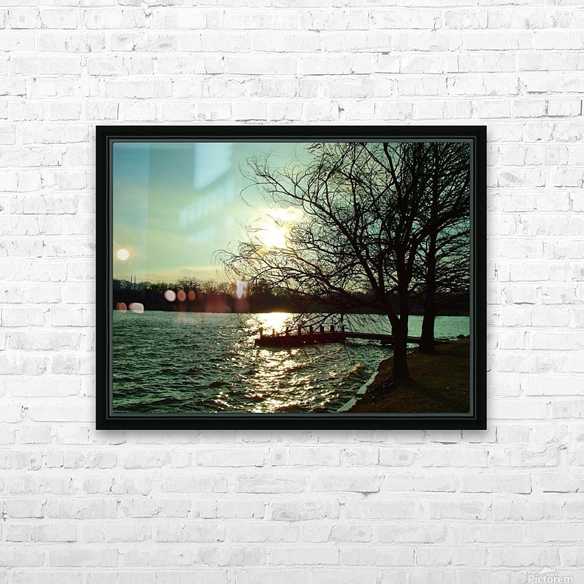 2004_0102Dallas0015 HD Sublimation Metal print with Decorating Float Frame (BOX)