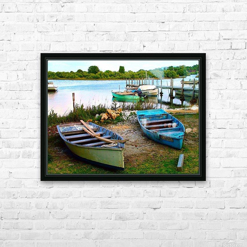 2004_0215Cedar_Key20042 HD Sublimation Metal print with Decorating Float Frame (BOX)