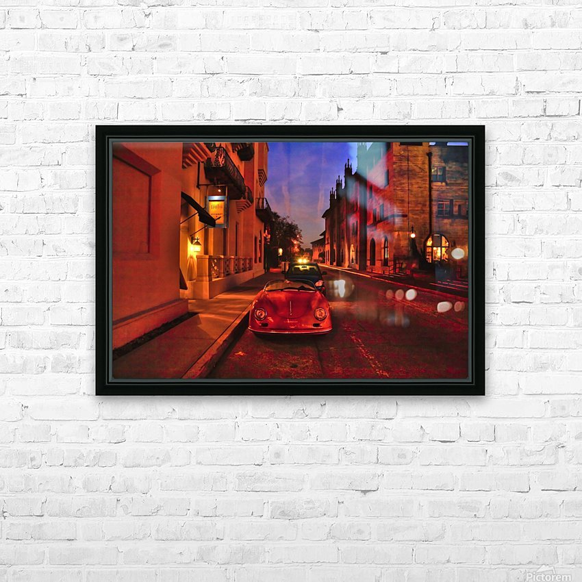 IMG_8420_tonemapped_filtered HD Sublimation Metal print with Decorating Float Frame (BOX)