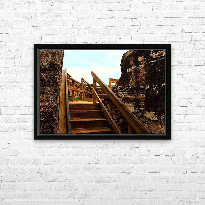 Picture165 HD Sublimation Metal print with Decorating Float Frame (BOX)