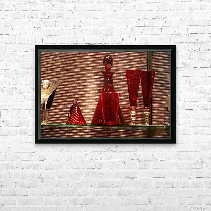 Picture390 HD Sublimation Metal print with Decorating Float Frame (BOX)