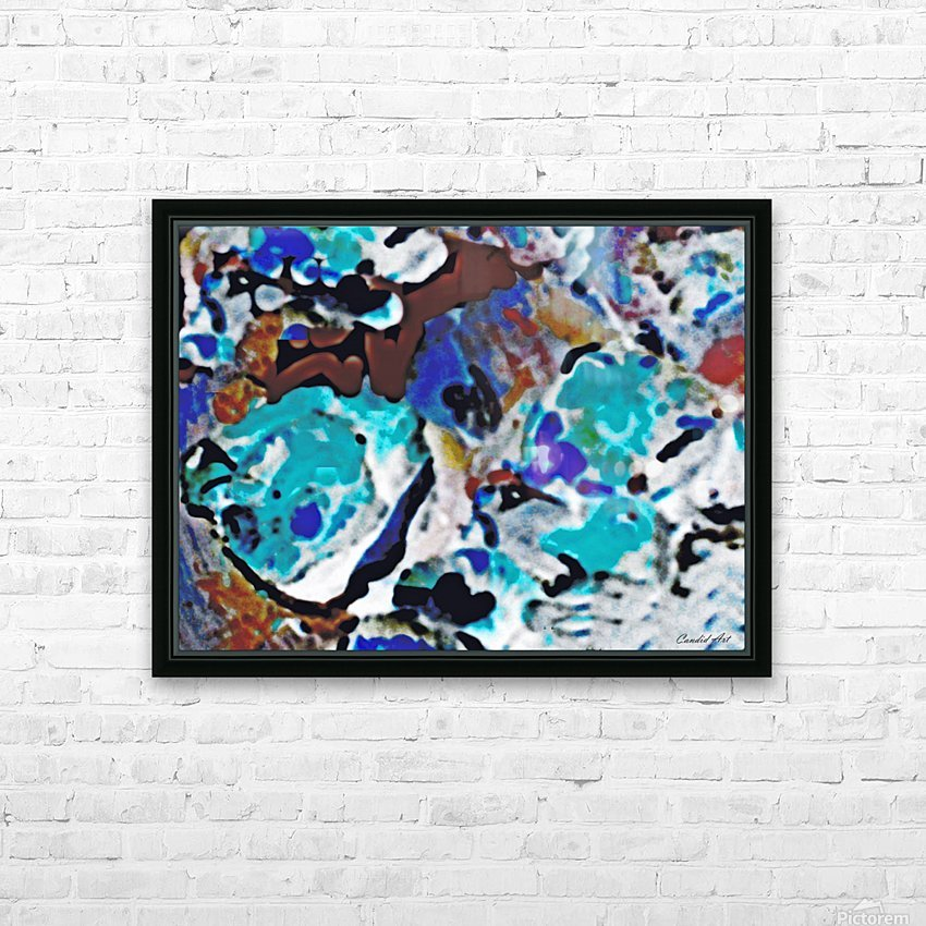 Specifically Untitled HD Sublimation Metal print with Decorating Float Frame (BOX)