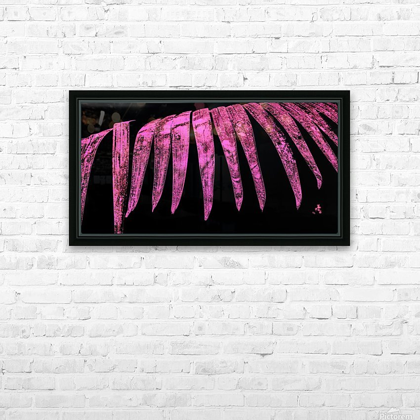 Nature - II HD Sublimation Metal print with Decorating Float Frame (BOX)