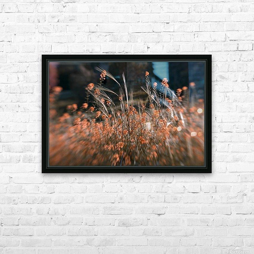Shine 2 HD Sublimation Metal print with Decorating Float Frame (BOX)