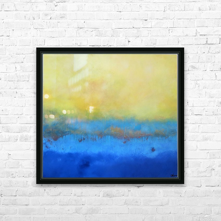 Realm of the Senses V HD Sublimation Metal print with Decorating Float Frame (BOX)