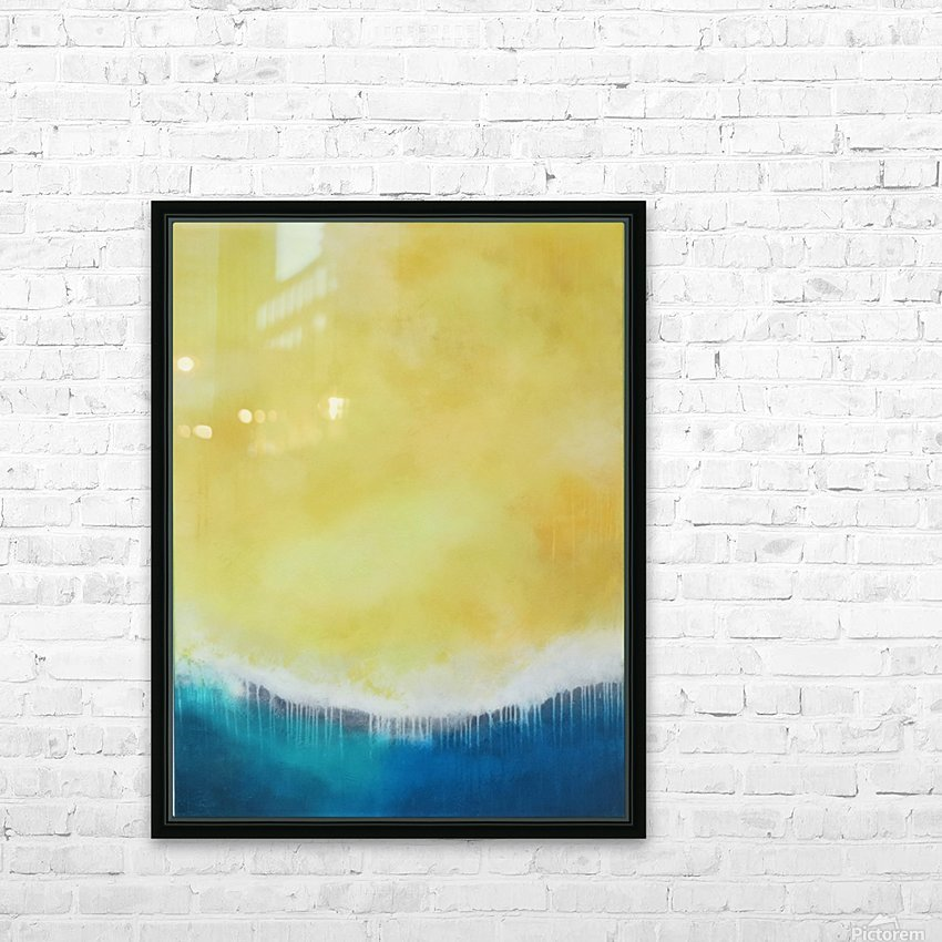 Untitled Daylight Series III HD Sublimation Metal print with Decorating Float Frame (BOX)