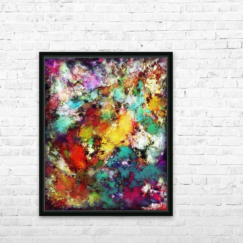 Fuse HD Sublimation Metal print with Decorating Float Frame (BOX)