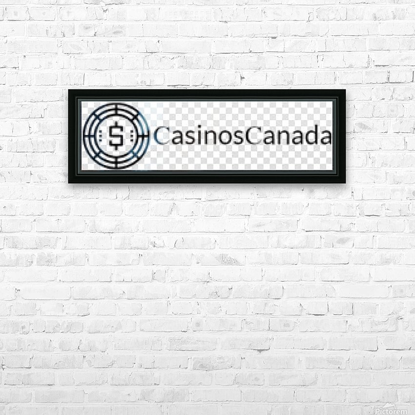 CasinosCanadaReviews HD Sublimation Metal print with Decorating Float Frame (BOX)