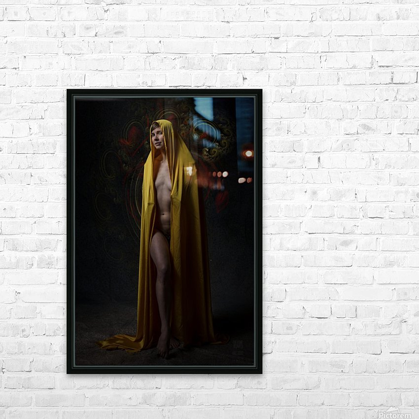 Talisman HD Sublimation Metal print with Decorating Float Frame (BOX)