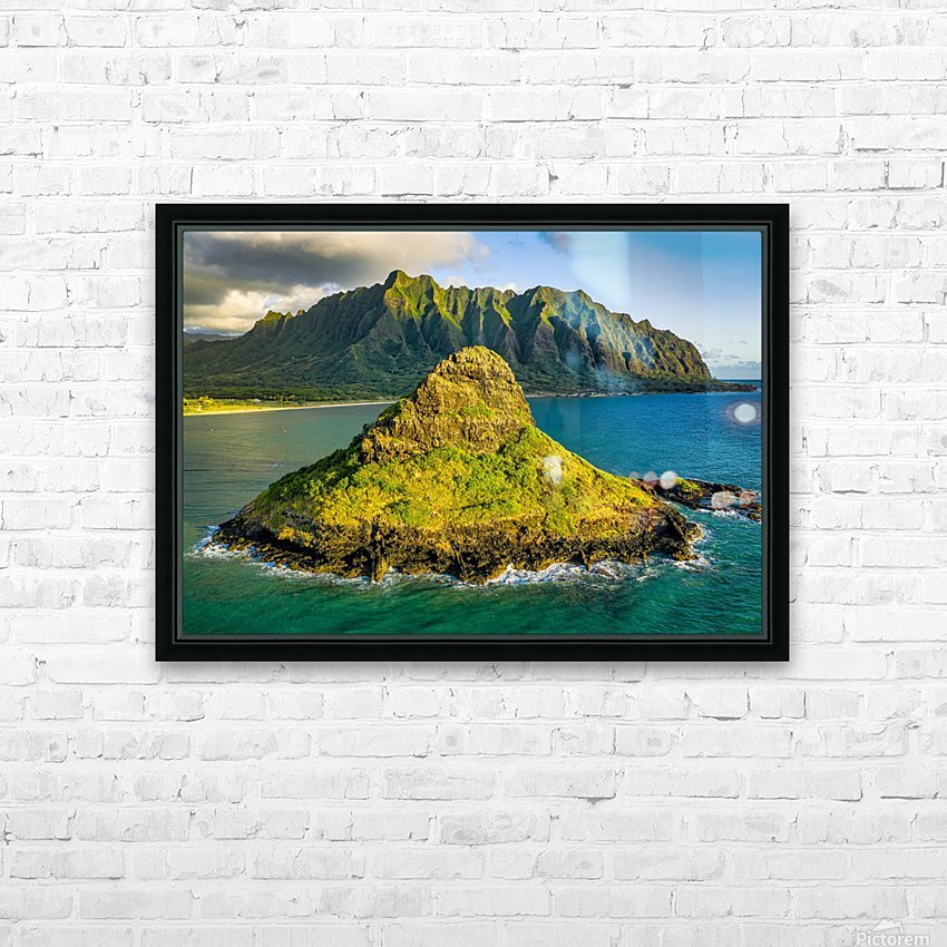 Mokolii  HD Sublimation Metal print with Decorating Float Frame (BOX)