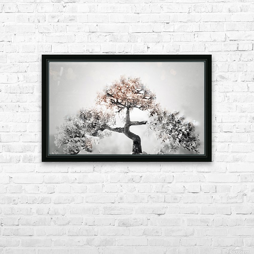 Trinity  HD Sublimation Metal print with Decorating Float Frame (BOX)