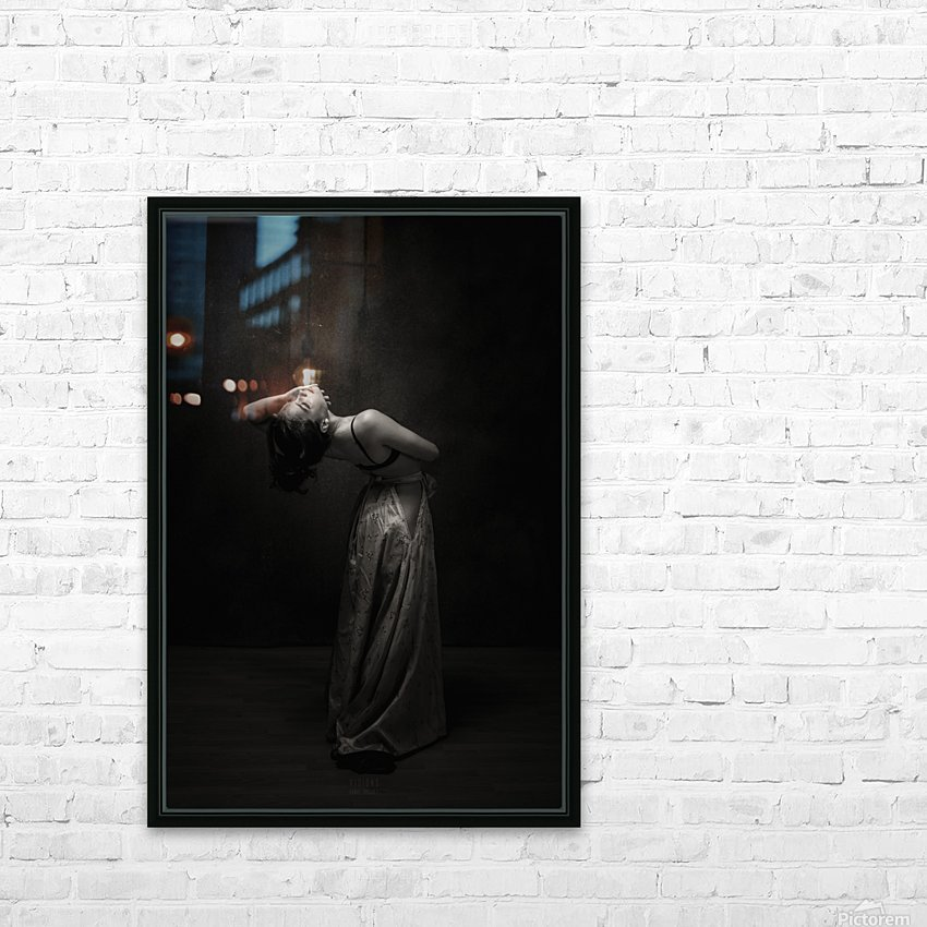 Le cambre HD Sublimation Metal print with Decorating Float Frame (BOX)
