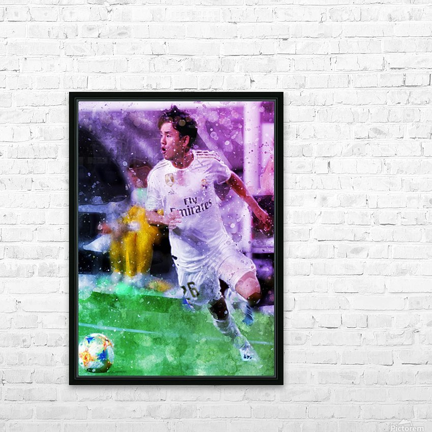 1 HD Sublimation Metal print with Decorating Float Frame (BOX)