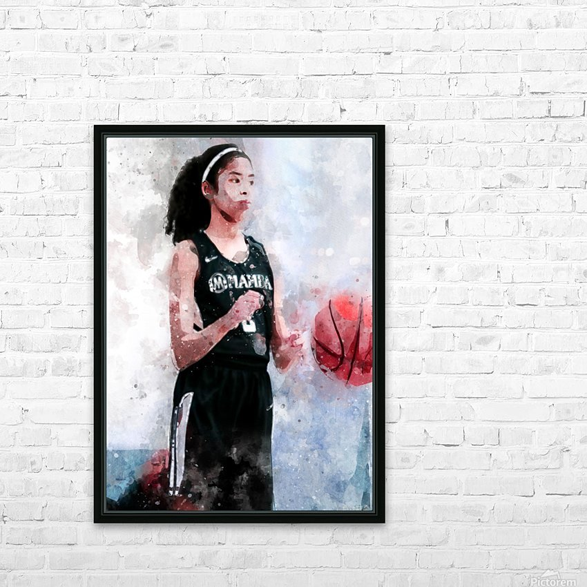 rrt HD Sublimation Metal print with Decorating Float Frame (BOX)