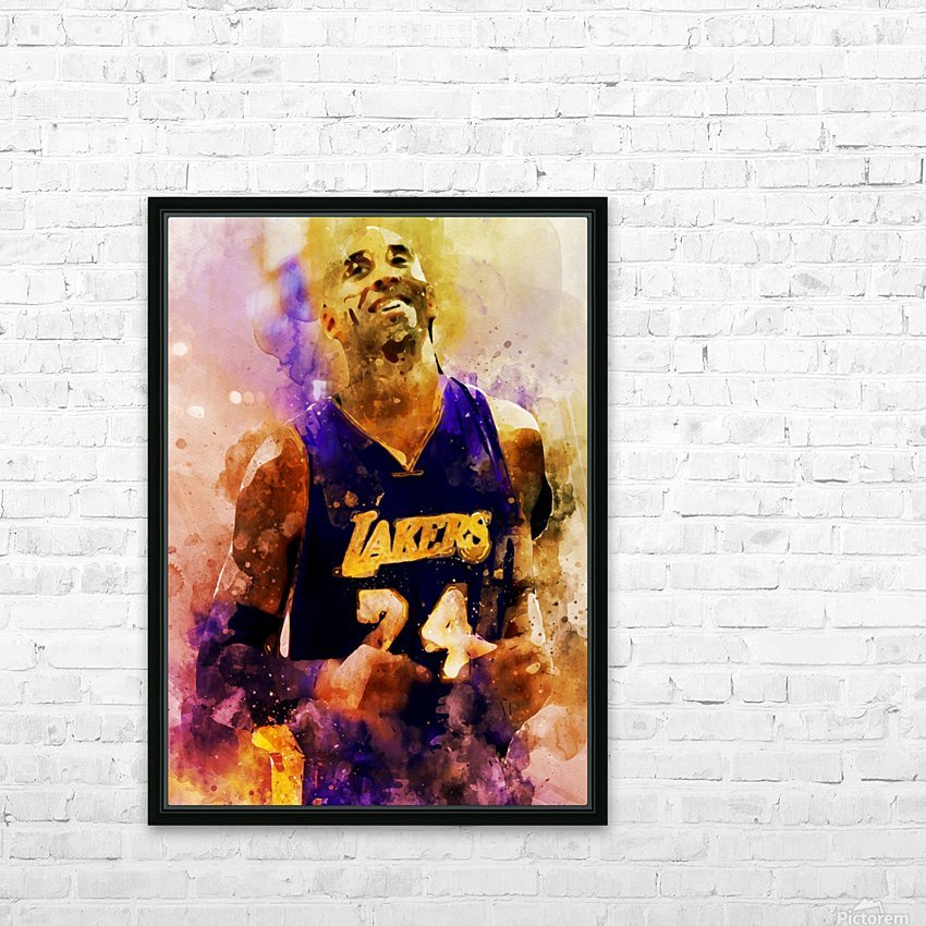 ed HD Sublimation Metal print with Decorating Float Frame (BOX)