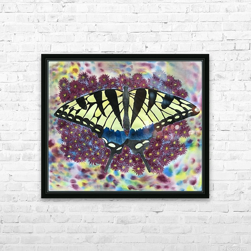 Emergence III HD Sublimation Metal print with Decorating Float Frame (BOX)