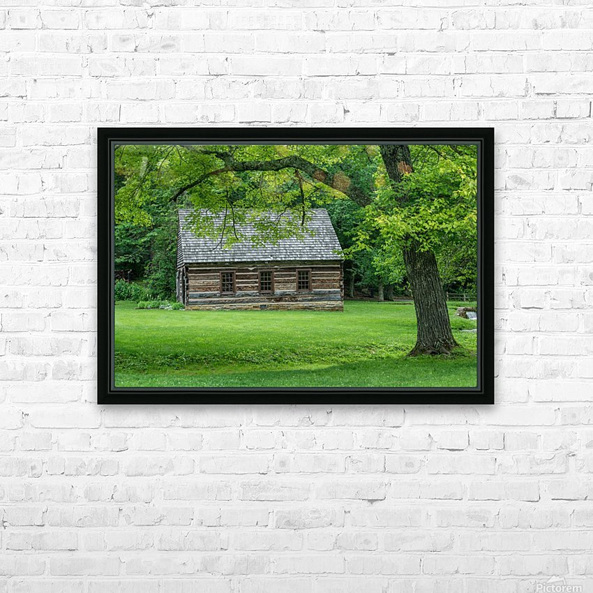 Spring Mill State Park - Mitchell - Indiana HD Sublimation Metal print with Decorating Float Frame (BOX)