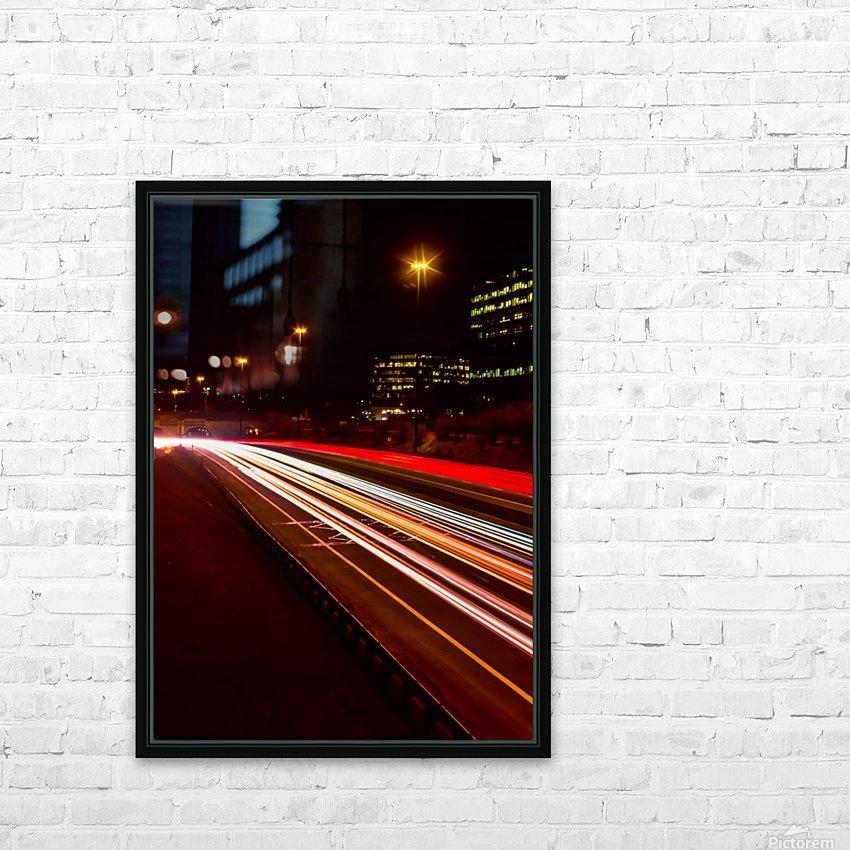 DVP Spectrum 3 HD Sublimation Metal print with Decorating Float Frame (BOX)