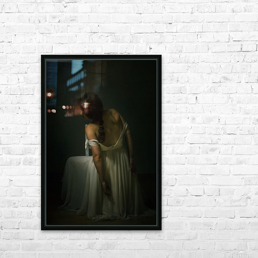 Le beau dos 1 HD Sublimation Metal print with Decorating Float Frame (BOX)
