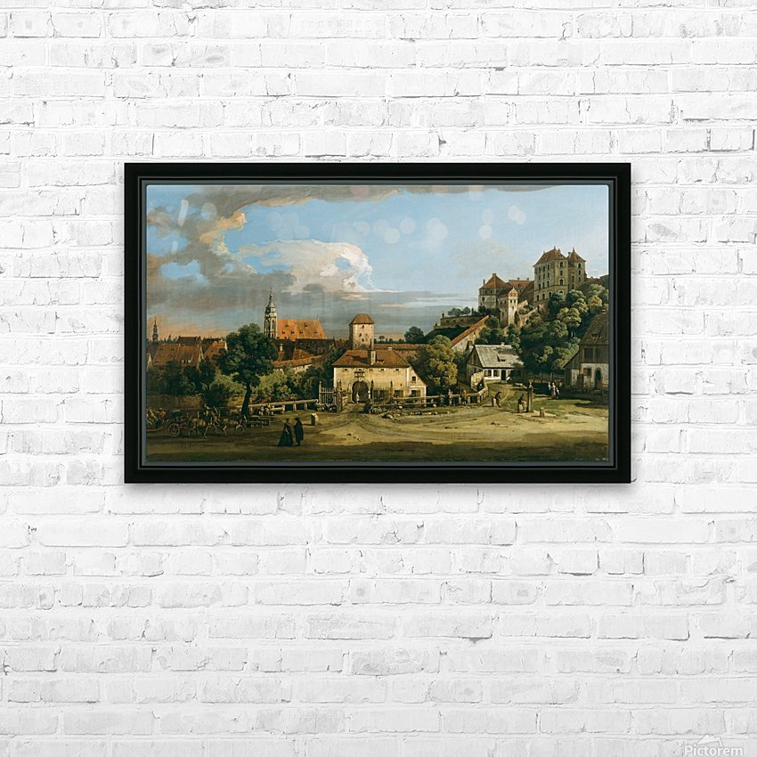 The Obertor from the South HD Sublimation Metal print with Decorating Float Frame (BOX)