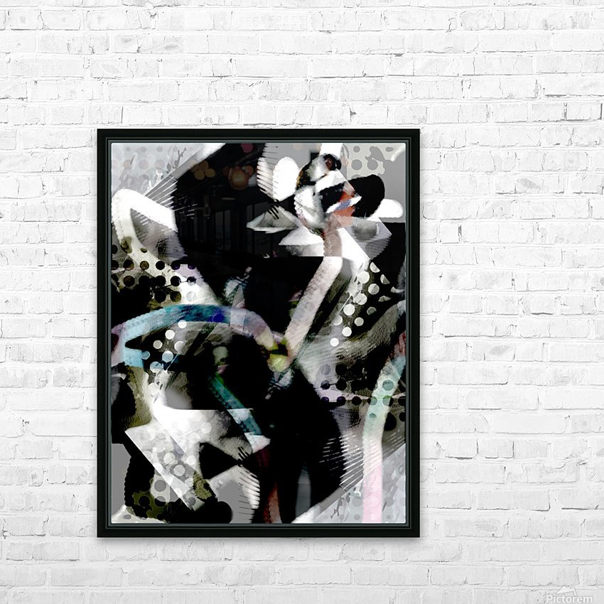 j A Z U HD Sublimation Metal print with Decorating Float Frame (BOX)