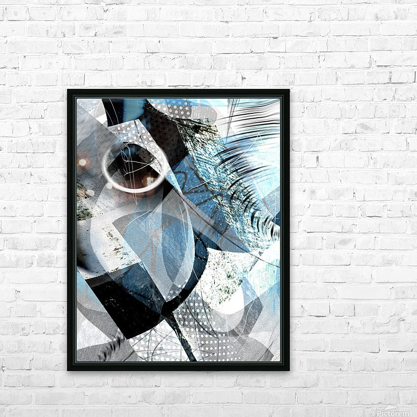 o r l e a n s HD Sublimation Metal print with Decorating Float Frame (BOX)