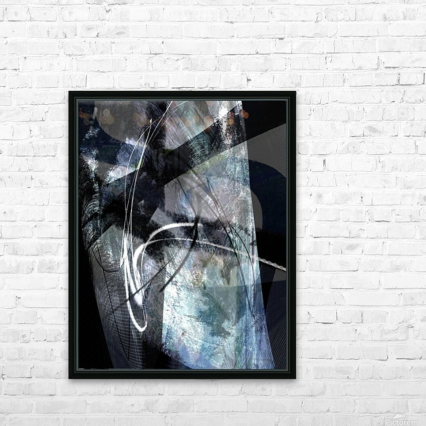 M I A T U HD Sublimation Metal print with Decorating Float Frame (BOX)