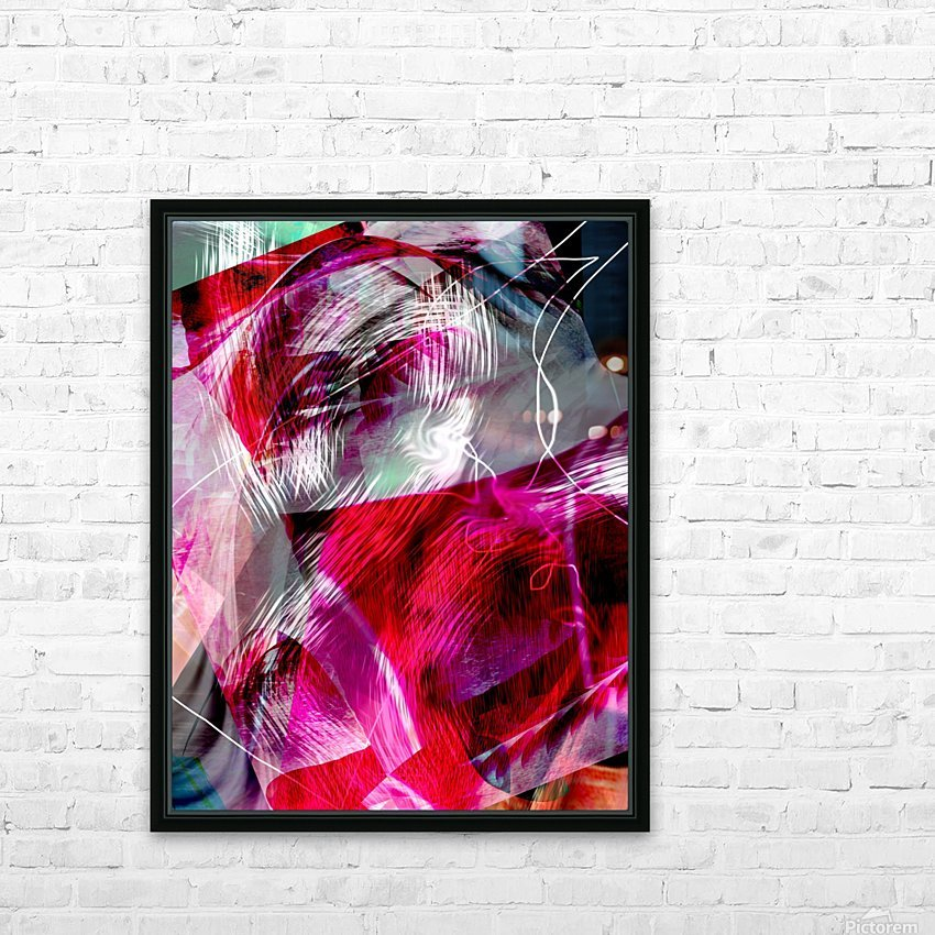 M A J A S A HD Sublimation Metal print with Decorating Float Frame (BOX)