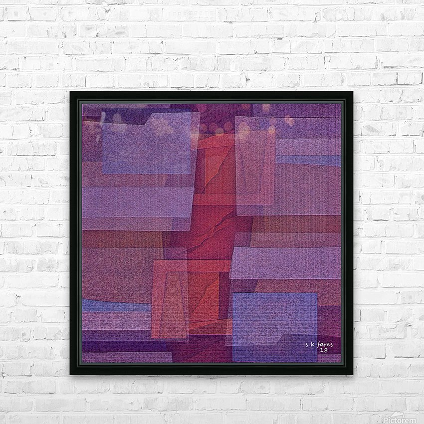 ABSTRACTART04_1594078903.3337 HD Sublimation Metal print with Decorating Float Frame (BOX)